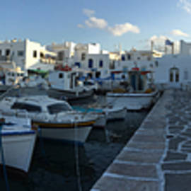 Colette V Hera  Guggenheim  - Pure Beauty Naoussa Paros Island