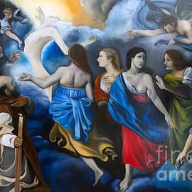 Gabriela Junosova - Purgatory of Maria Magdalena