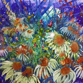 Shirley Sykes Bracken - Purple Rain