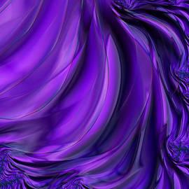Ann Garrett - Purple Drapes