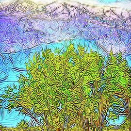 Joel Bruce Wallach - Purple Mountain Plains - Boulder County Colorado
