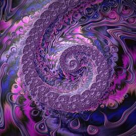 Amanda Moore - Purple Passion