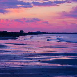 Linda  Howes - Purple Sunset