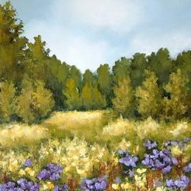 Inese Poga - Purple wildflower fields
