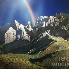 Jerry Bokowski - Pusch Ridge Wilderness