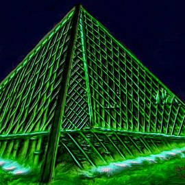 Bruce Nutting - Pyramid Fountain Lima Peru