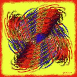 Diane Parnell - Quad Fan Neon