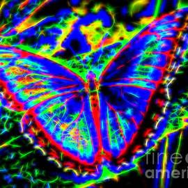 Kasia Bitner - Quantum Butterfly
