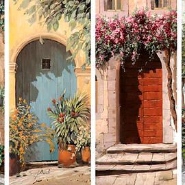 quattro porte - Guido Borelli