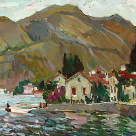 Juliya Zhukova - Quay of Stoliv