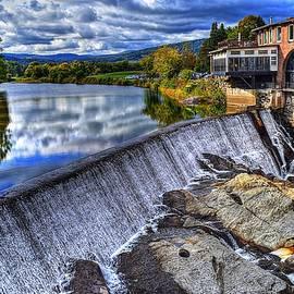 Randy Dyer - Quechee Falls