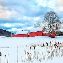 John Vose - Quechee Vermont Red Barn Farm