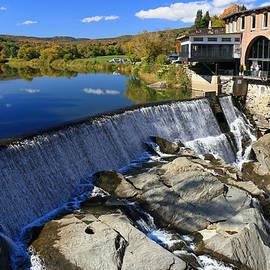Allen Beatty - Quechee Village Falls