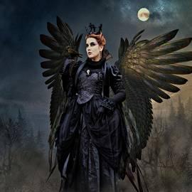 G Berry - Queen Raven
