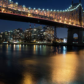 Vincent Gong - Queensboro Bridge