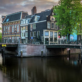 James Udall - Quiet Morning in Amsterdam