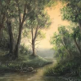 Justin Wozniak - Quiet stream