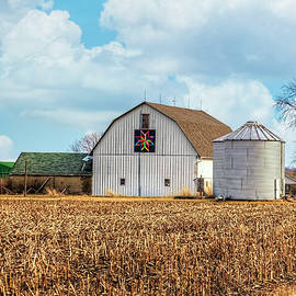 William Sturgell - Quilt Barn in southwest Ohio