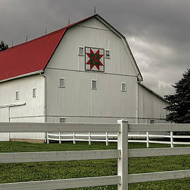 William Sturgell - Quilt Barn on State Route 54