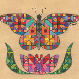 Carol Neal - Quilted Butterfly