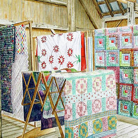 Vicky Lilla - Quilts II