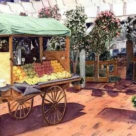 Katherine  Berlin - Quincy Market I