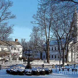 Betsy Zimmerli - Quintessential New England
