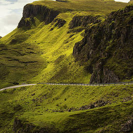 Isabel Poulin - Quiraing on isle of skye Scotland