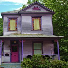 Cynthia Guinn - Quirky Purple House