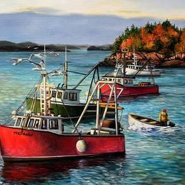 Eileen Patten Oliver - Quoddy Tide