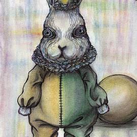 Akiko Okabe - Rabbit Pierrot