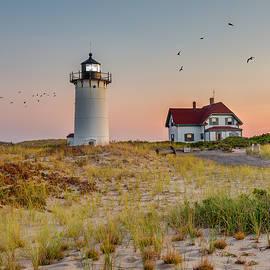 Bill Wakeley - Race Point Light Cape Cod