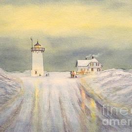 Bill Holkham - Race Point Lighthouse Provincetown