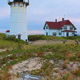 Juergen Roth - Race Point Outer Cape Cod Lighthouse