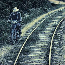 Claude LeTien - Racing The Train