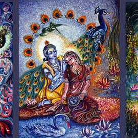 Harsh Malik - Radha Krishna Cosmic Leela
