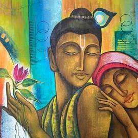Komal Saksena - Radha Krishna