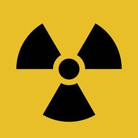 Radiation Hazard Symbol - War Is Hell Store
