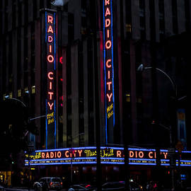 James Aiken - Radio City Music Hall at Dawn