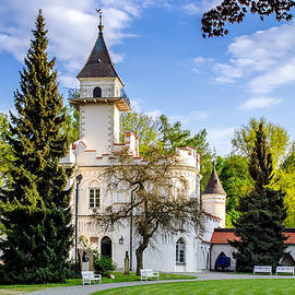 Tomasz Dziubinski - Radziejowice Castle