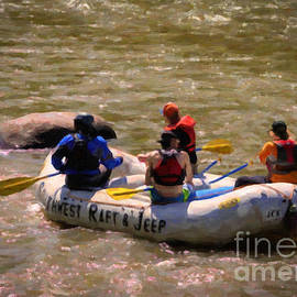 Janice Rae Pariza - Rafting The Animas