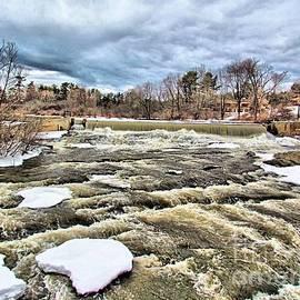 Elizabeth Dow - Raging Royal River