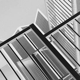 Lynda Lehmann - Railing Abstract 5