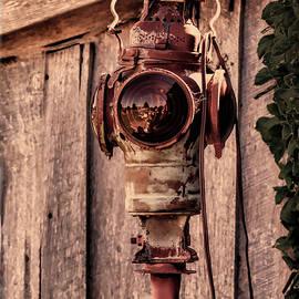 Railroad Light Vintage Style