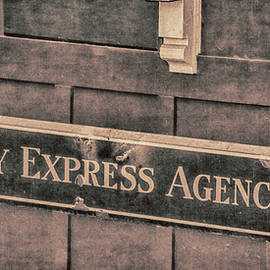Pamela Williams - Railway Express Agency