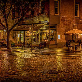 Chris Lord - Rain On The Cobblestones Of Greenwich Village