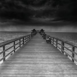 Don Columbus - Rain On The Pier