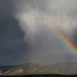 Donna Kennedy - Rainbow and Virga