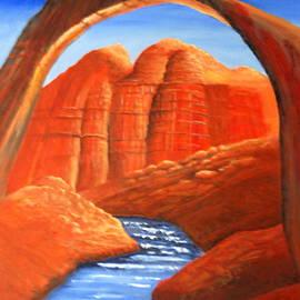 Ted Hess - Rainbow Bridge
