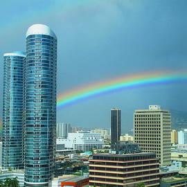 Elaine Haakenson - City of Rainbows